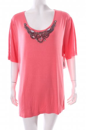 Judith Williams T-Shirt lachs Casual-Look