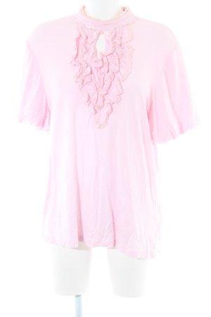 Judith Williams T-Shirt rosa Casual-Look