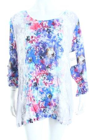 Judith Williams Tunikabluse Blumenmuster extravaganter Stil