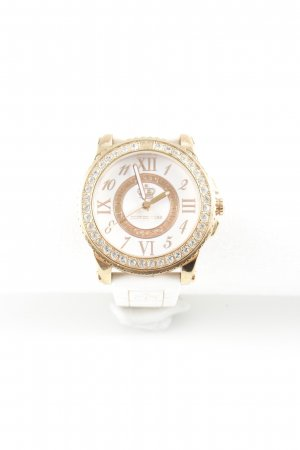 Juicy Couture Analog Watch white-gold-colored extravagant style