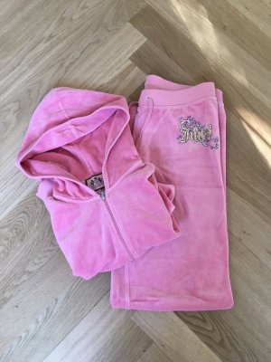 Juicy Couture Completo sportivo rosa