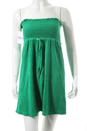 Juicy Couture Babydollkleid grün Metallelemente
