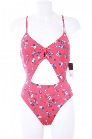 Juicy Couture Zwempak bloemenprint Beach-look