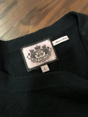 Juicy Couture Cashmere Kleid, Anthrazit, Gr. L