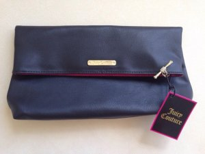 Juicy Couture Clutch black-pink imitation leather