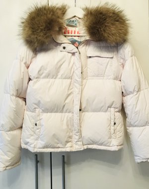 Juicy Couture Down Jacket white-bronze-colored