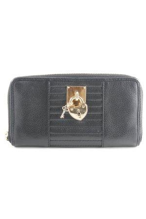 Juicy Couture Geldbörse schwarz Elegant