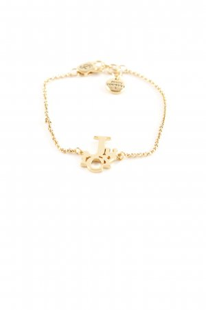 Juicy Couture Goldarmschmuck goldfarben Casual-Look