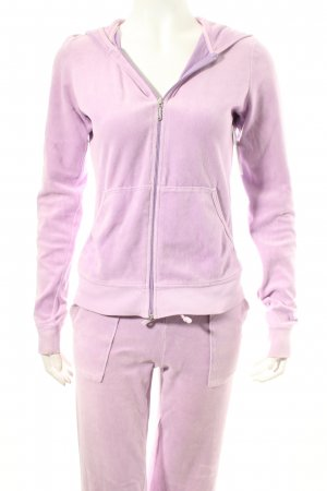 Juicy Couture Hausanzug flieder Casual-Look