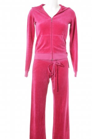 Juicy Couture Hausanzug violett Casual-Look