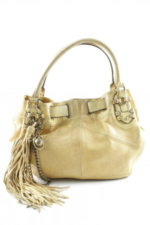 Juicy Couture Borsa con manico giallo scuro stile casual