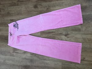 Juicy Couture Sweat Pants pink cotton
