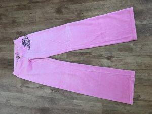 Juicy Couture Pantalon de jogging rose coton