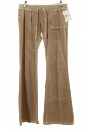 Juicy Couture Hose beige Casual-Look