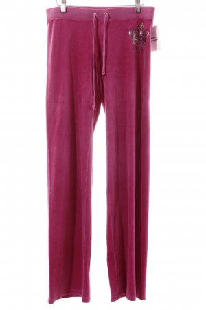 Juicy Couture Hose pink extravaganter Stil