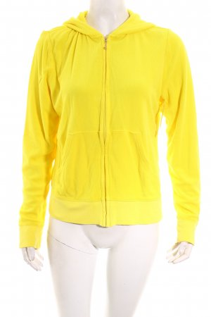 Juicy Couture Jacke gelb Casual-Look