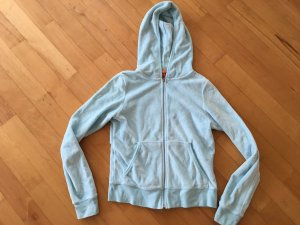 Juicy Couture Jacke Gr XS hellblau Nicky