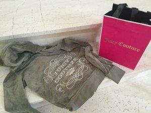 Juicy Couture Jacke mit Glitzer