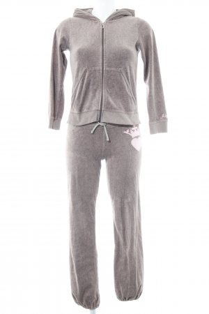 Juicy Couture Twin set in jersey multicolore stile atletico