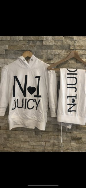 Juicy Couture Twin Set tipo suéter white