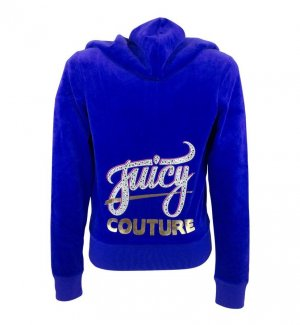 Juicy Couture Completo sportivo viola scuro