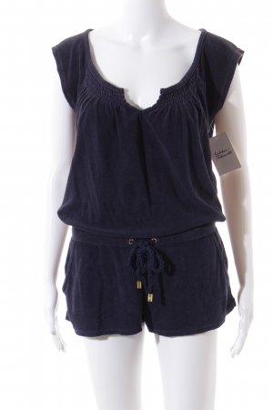 Juicy Couture Jumpsuit dunkelblau Casual-Look
