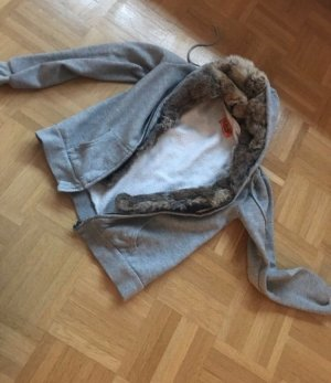 Juicy Couture kaputzen Jacke in s mit Pelz
