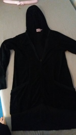 Juicy Couture Jersey con capucha negro