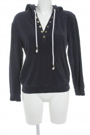 Juicy Couture Kapuzensweatshirt mehrfarbig Casual-Look