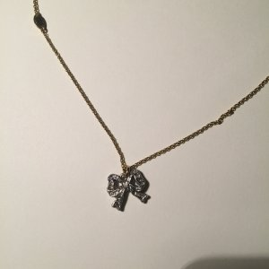 Juicy Couture Gold Chain sand brown others