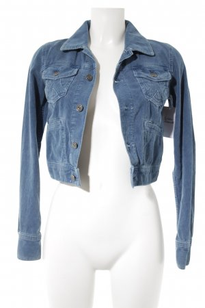 Juicy Couture Kurzjacke kadettblau Casual-Look