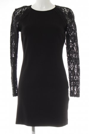 Juicy Couture Langarmkleid schwarz Party-Look