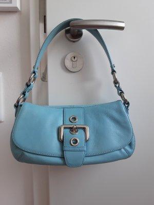 Juicy Couture Leder Baguette Handtasche