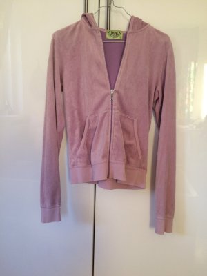 Juicy Couture Lila Jumper Kaputzenpulli