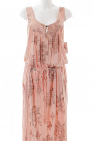 Juicy Couture Maxikleid rosé-lachs Mustermix Street-Fashion-Look