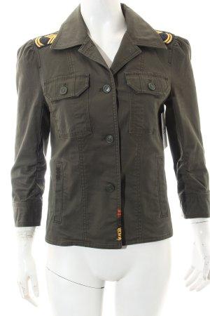 Juicy Couture Militaryjacke mehrfarbig Military-Look
