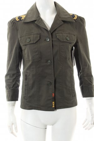 Juicy Couture Militaryjacke mehrfarbig Military-Look