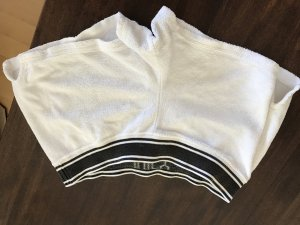 Juicy Couture Mini Shorts Frottee, weiß, Gr P