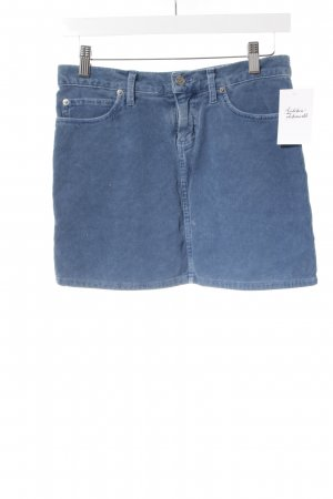 Juicy Couture Minirock graublau Casual-Look