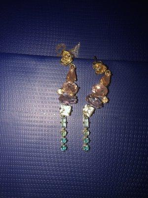 Juicy Couture Ohrringe mit Swarovski Kristallen