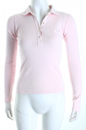 Juicy Couture Polo-Shirt hellrosa Casual-Look