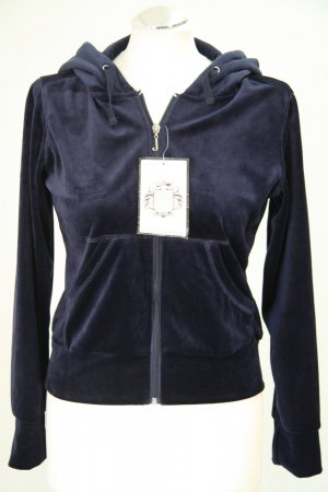 Juicy Couture Pullover in Dunkelblau