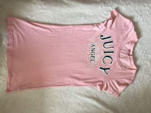Juicy Couture rosa Gr.M Long Shirt