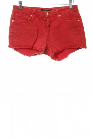 Juicy Couture Shorts rot Casual-Look
