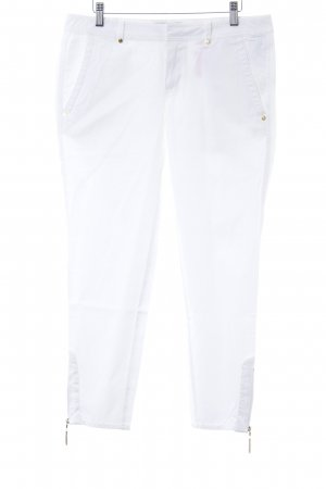 Juicy Couture Straight-Leg Jeans weiß Elegant