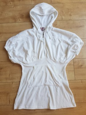 Juicy Couture Tenue de plage blanc coton