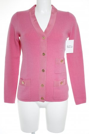 Juicy Couture Strickjacke magenta Casual-Look