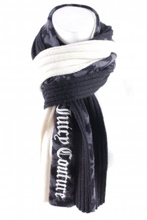 Juicy Couture Knitted Scarf multicolored casual look