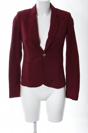 Juicy Couture Sweatblazer rot Business-Look