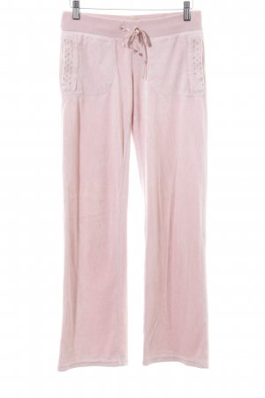 Juicy Couture Pantalone fitness rosa stile casual